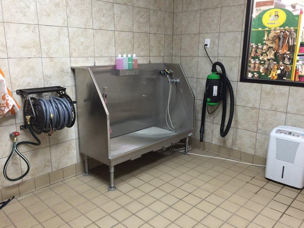 Create The Design Of Your Barndominium Pet Wash Room Or Let