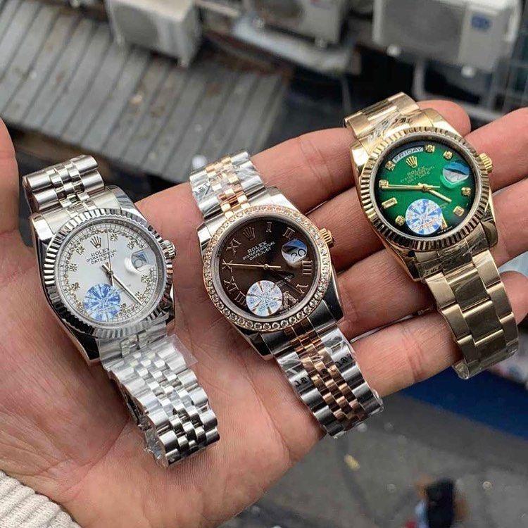 Birinci Kalite Rolex Otomatik Bayan Kol Saati Celik Kasa Paslanma Veya Kararma Yapmaz Kristal Cam Su Gecirmez Tum Fonksiyonlari Aktif Cal Rolex Watches Rolex Accessories