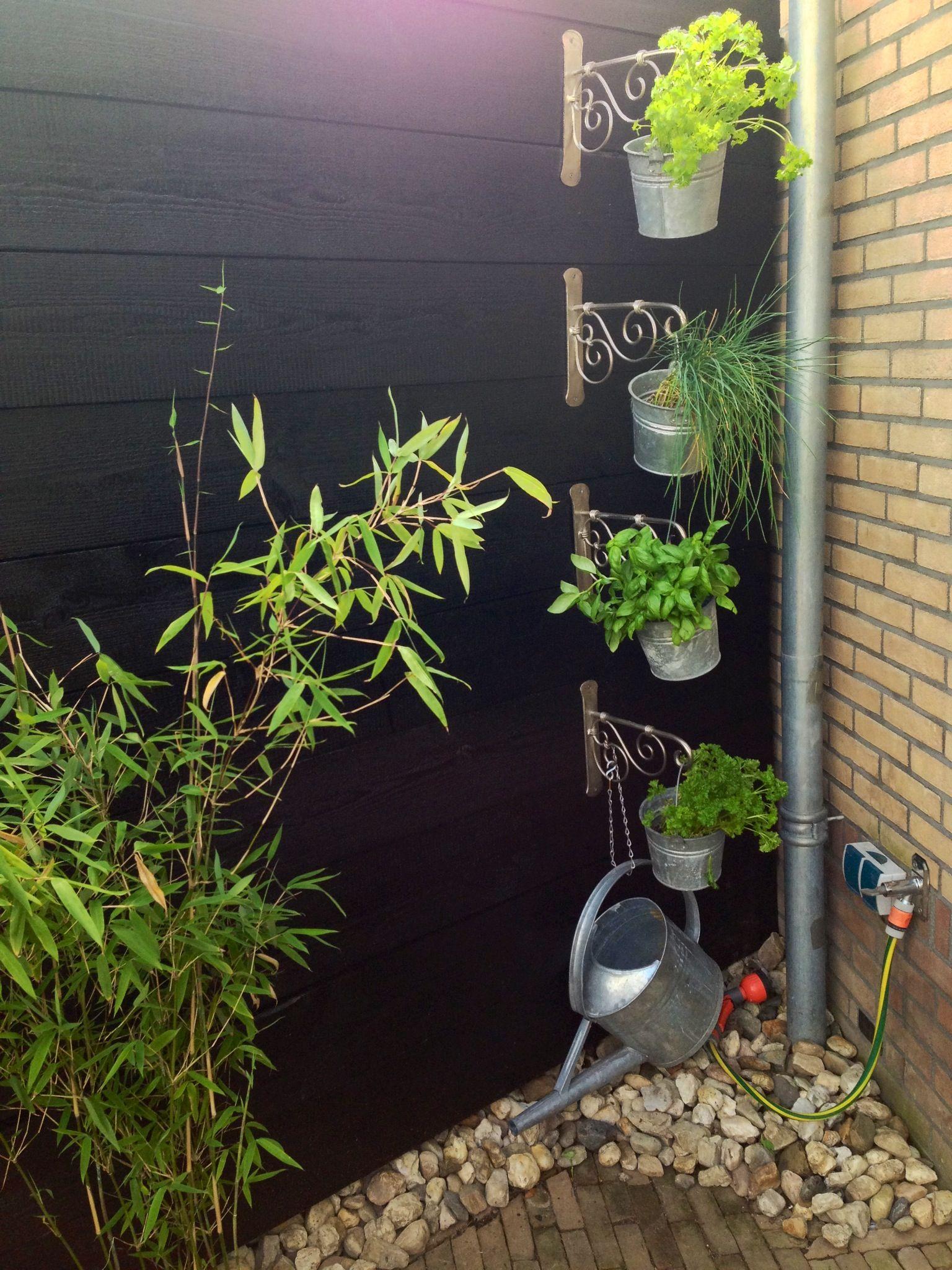 best onze verticale kruidentuin with verticale tuin zelf maken