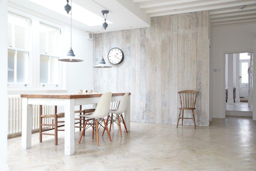 Pin By Rod Jahnz On Accent Wall Scandinavian Dining Room White Oak Floors Scandinavian Kitchen Design