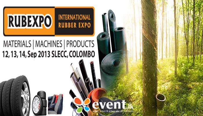 RUBEXPO 2013, Colombo  for more info : Contact Number(s) - 919920659331, 9500036914 (Mohammed Saleem) e-mail - rpc.saleem@smartexpos.in