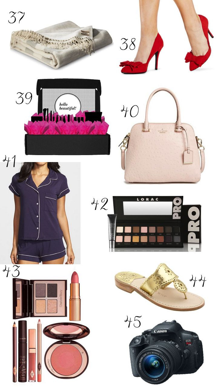 The Best Christmas Gifts For Women | Christmas | Pinterest ...