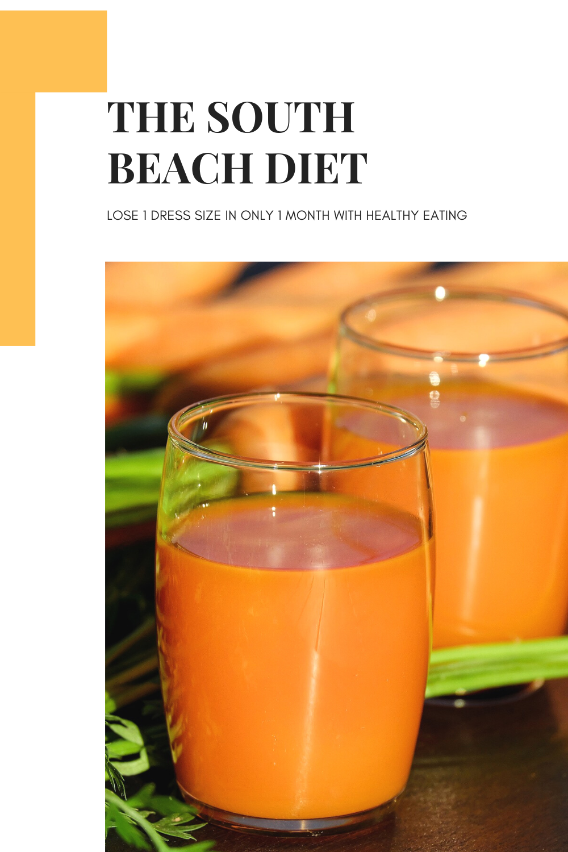 kombucha and south beach diet pjase 1