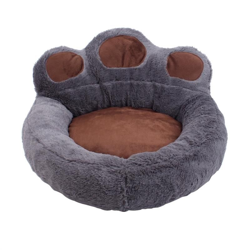 Astonishing Bears Paw Pet Dog Cat Bed House Soft Warm Kennel Nest Andrewgaddart Wooden Chair Designs For Living Room Andrewgaddartcom