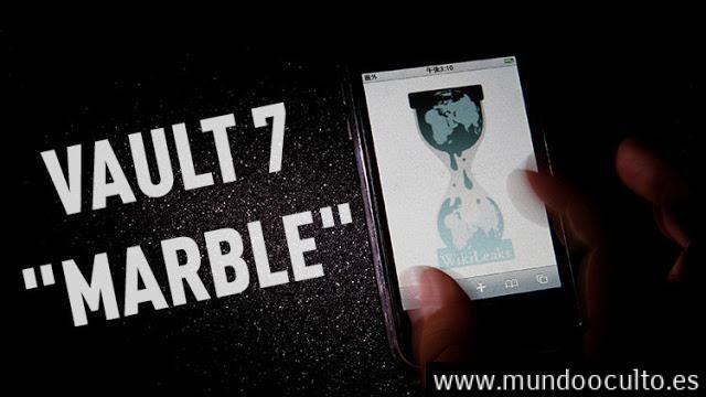 """Programa 'Marble': WikiLeaks revela las tácticas secretas de la CIA para """"disfrazar' sus 'hackeos"""""""