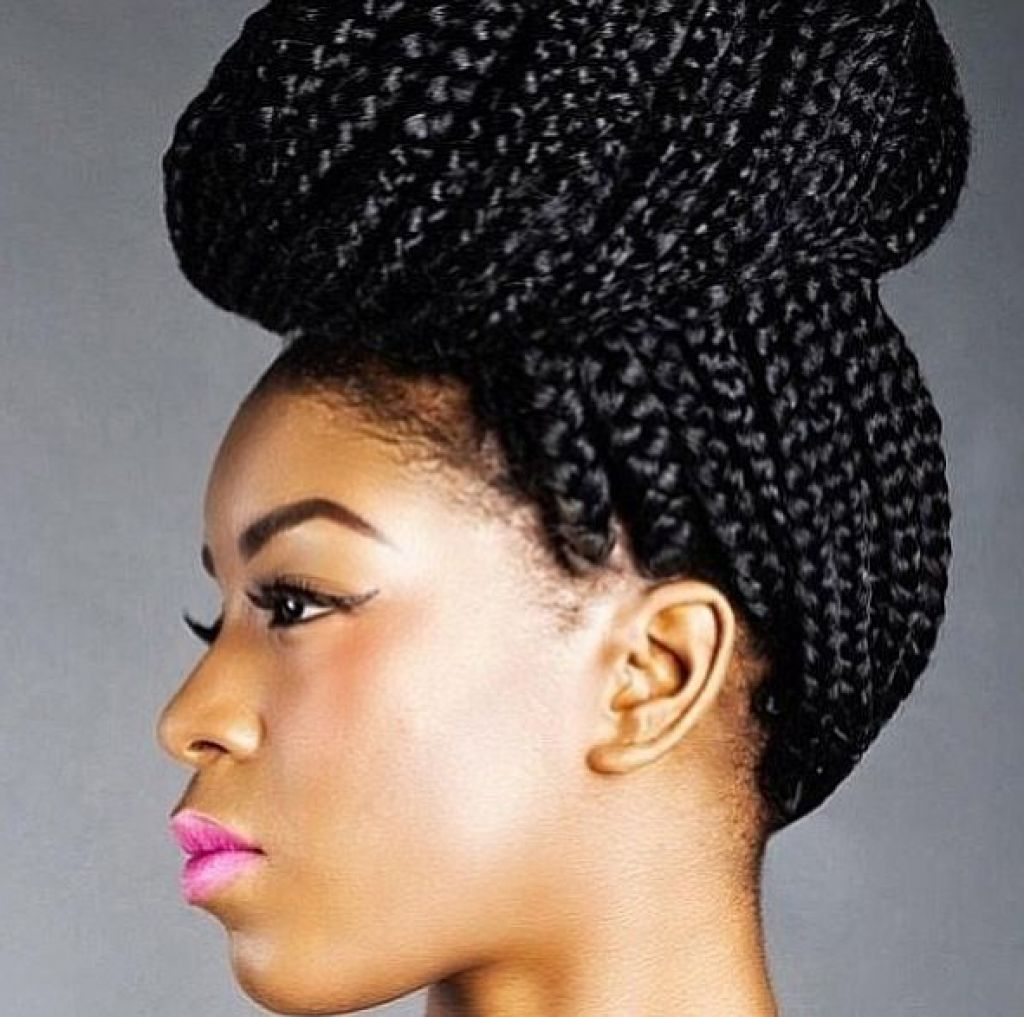Image Result For Black Long Ids Hairstyles