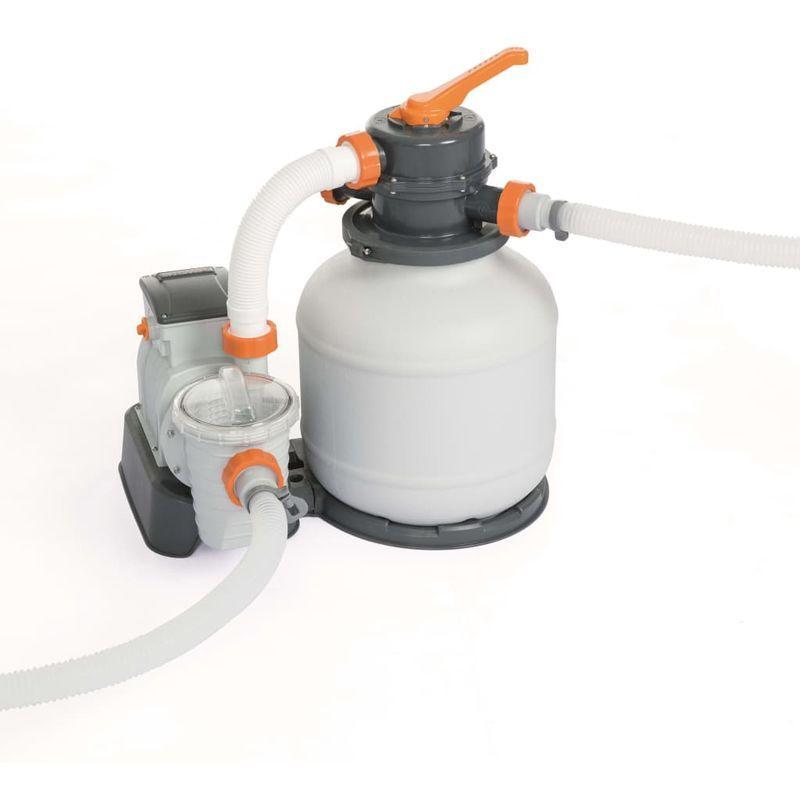 Bestway Pompe A Filtre A Sable Flowclear 3785 L H 58495 91628
