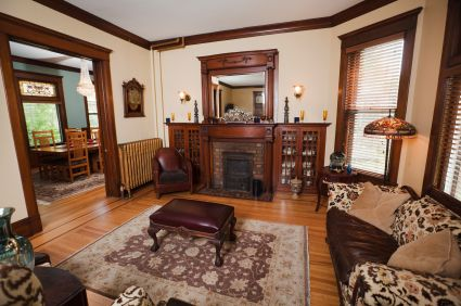 Inside Old Victorian Homes | Donahue Electric : Light Up Your Older Home