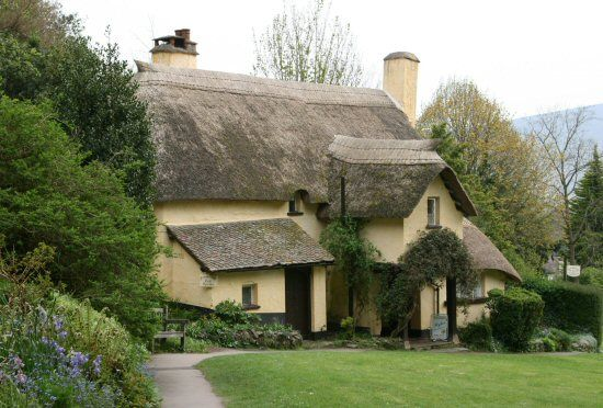 I 3 Cottages Tea Room English Cottage English Countryside