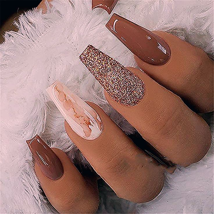Photo of 35+ 2019 Hot Fashion Coffin Nail Trend Ideas