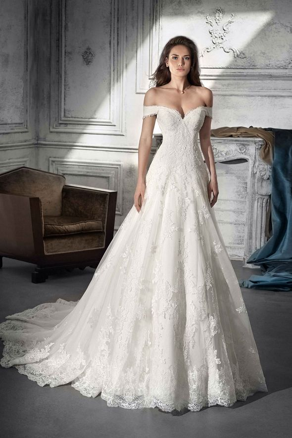 Demetrios Collection Bridal Gowns - Style 738 | BEST OF THE BEST ...