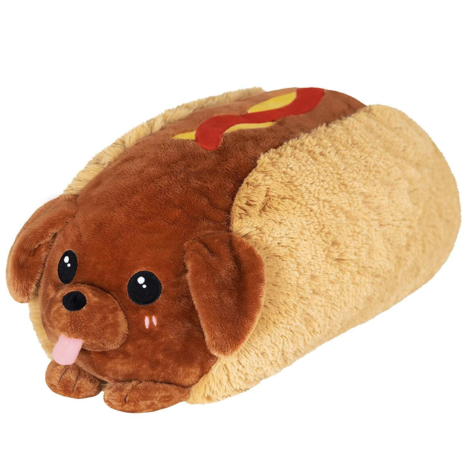 Squishable Dachshund Hot Dog 15 Dachshund Weiner Dog Tiny Puppies