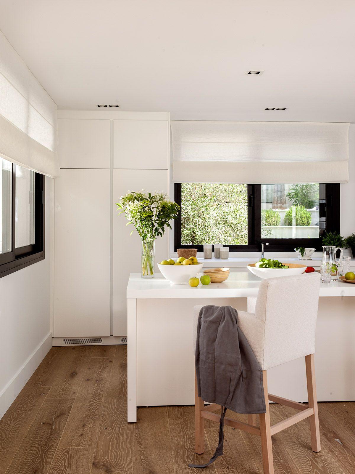 cocina-barra-el-mueble-00465239 O | Proyectos que intentar ...