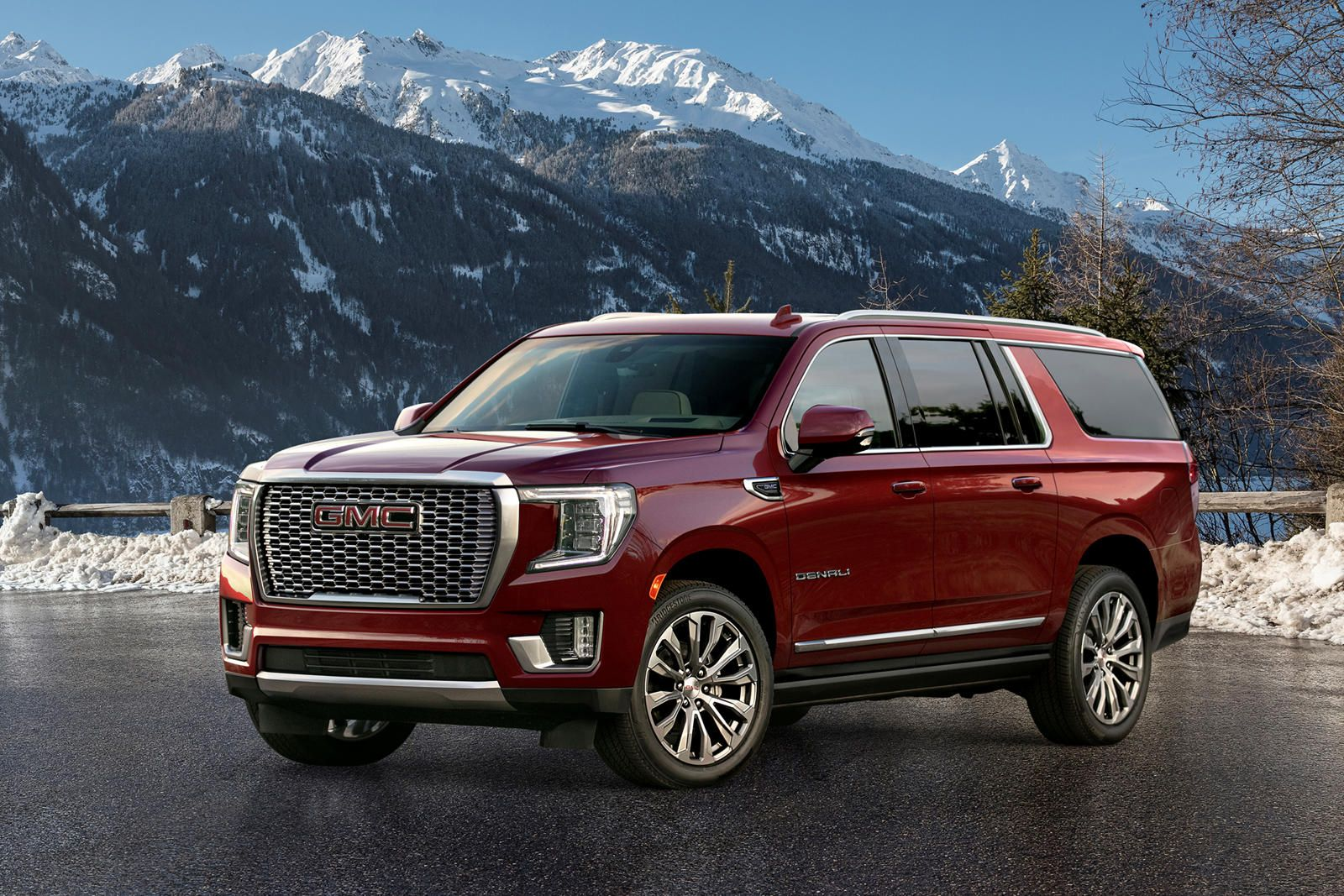 2021 Gmc Yukon Xl First Look Review Big Size Big Luxury Go