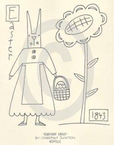 Easter 1843