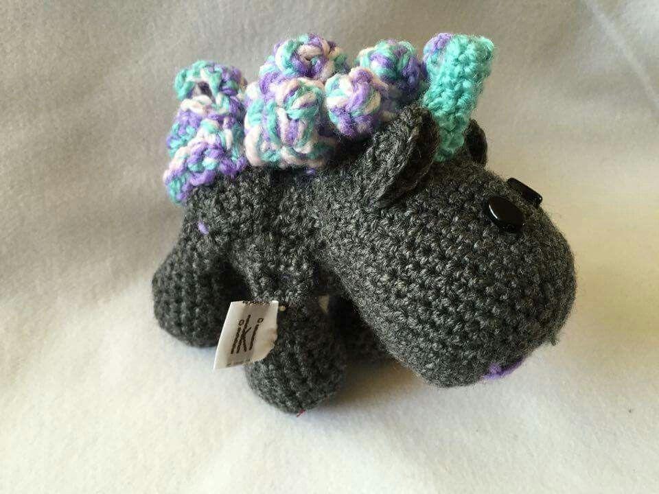 Unicornio bebé