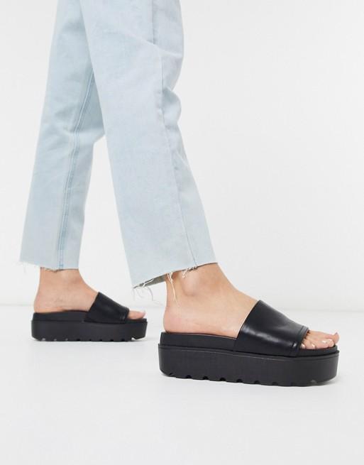ALDO Tomassa mule flatform sandal in