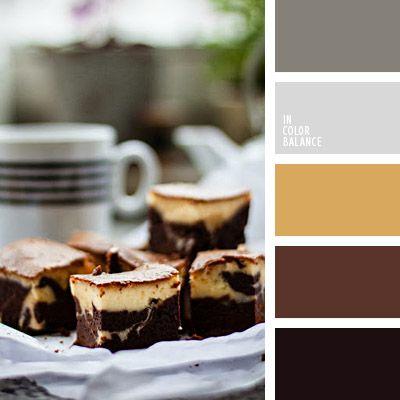 Chocolate Color Chocolate Color Chocolate Oscuro Color Del - Marron-y-chocolate