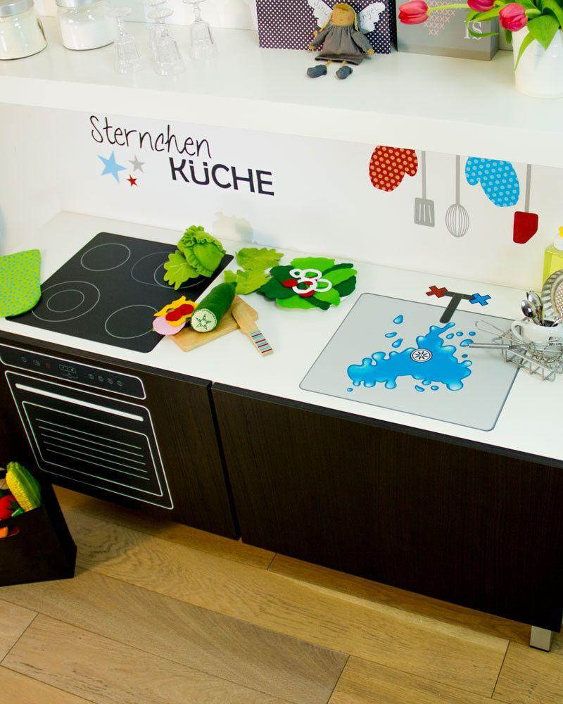 design ikea kinderküche /spielküche selber bauen - limmaland ... - Kinder Küche Selber Bauen