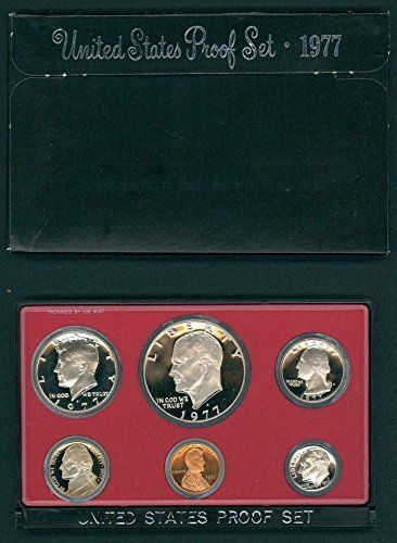 Mint 1988 P D U.S 10 Coin Uncirculated Set with Original Governmetn Packaging Uncirculated