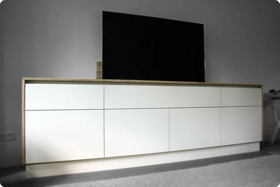 Tv Lift Meubel Prijs.Vesper Tv Lift Meubel 55 Inch Meubels Tv Meubels En Tv Kastenwanden