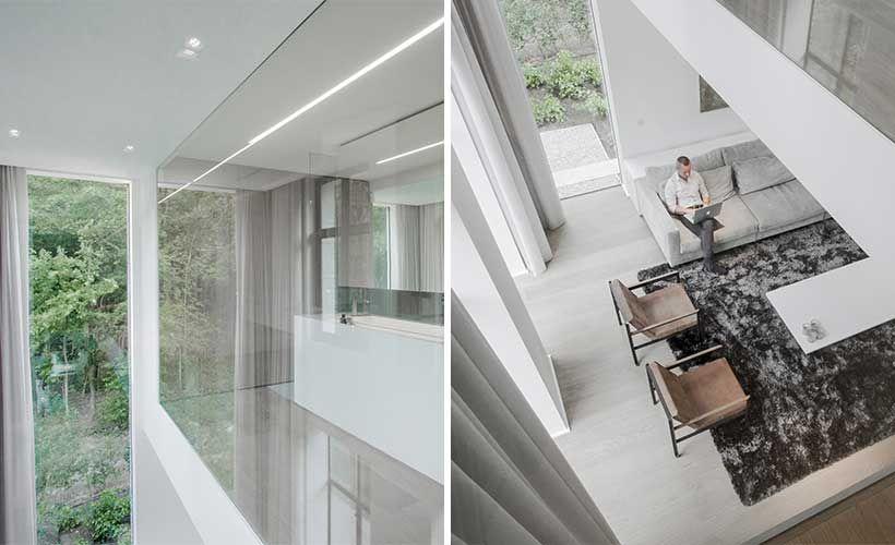 Contekst interior architecture antwerp interior