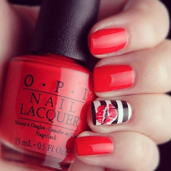 I really like this one. :) | Makeup~ | Pinterest | Nail nail, Nail ...