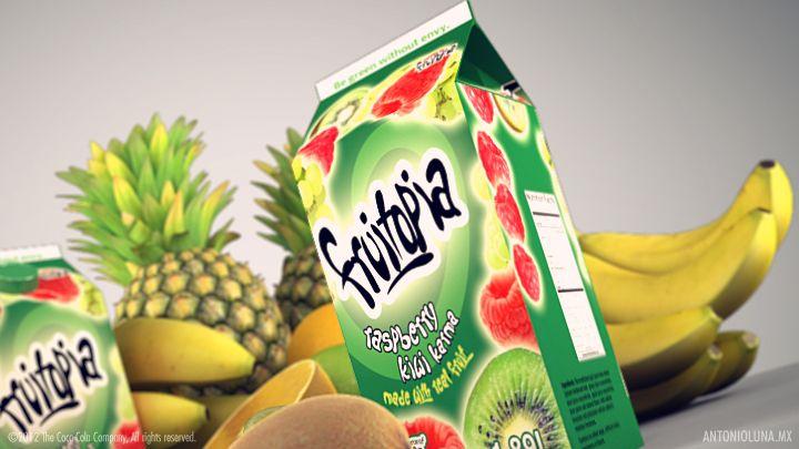 Fruitopia on Behance
