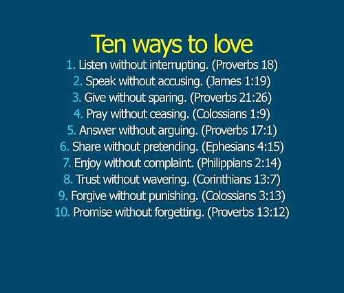 Bible Verses On Relationships And Marriage