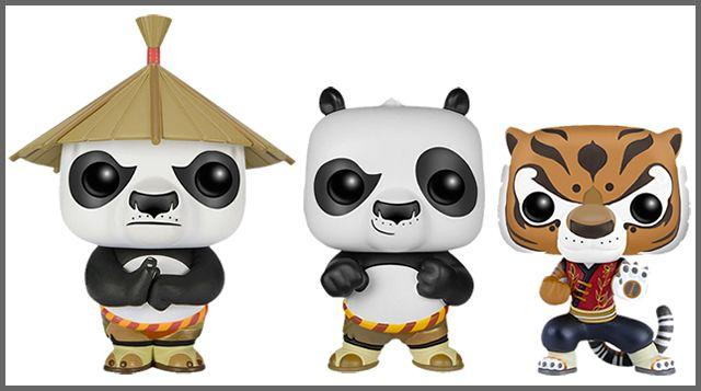 O urso panda mais hilário e guerreiro de todos os tempos volta agora em 2016 em seu novo filme. Venha conferir os novos produtos Kung Fu Panda 3, mas não se assuste…