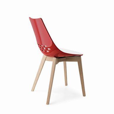 Buy Furniture Online  sc 1 st  Pinterest & Calligaris Jam Dining Chair Set of 2 | Furniture | Pinterest ...