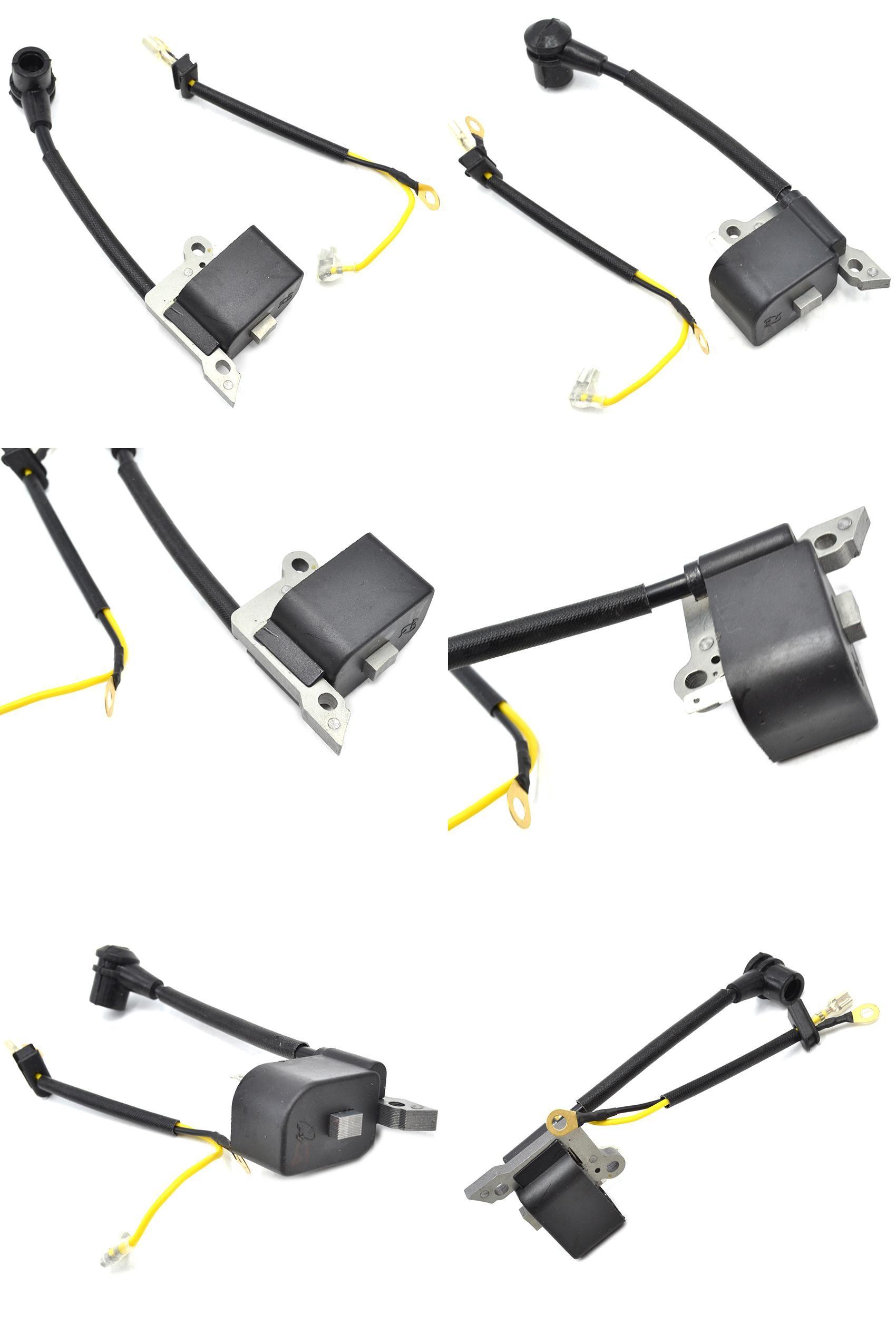 visit to buy] chainsaw module ignition coil wire kit for husqvarna husqvarna 350 fuel line diagram  husqvarna 141 parts diagram