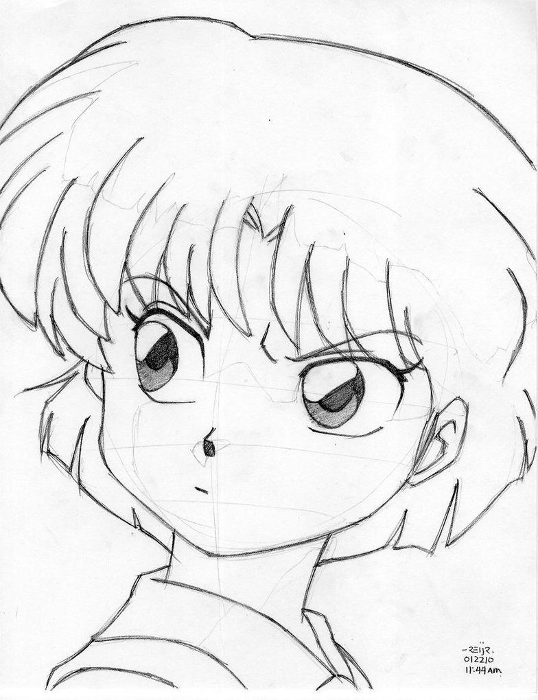 Ranma 1/2 - Akane Tendo