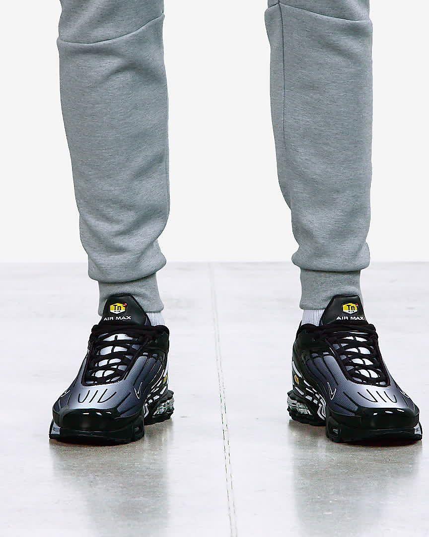 Nike Air Max Plus III Men's Shoe. Nike LU | Chaussure homme mode ...