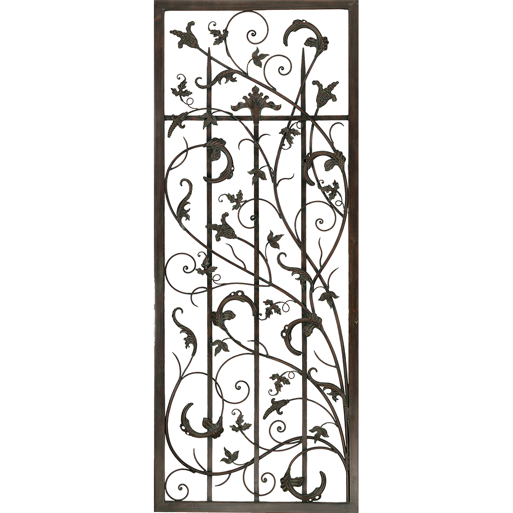 Paragon Rusty Vine Trellis II H W D One on each