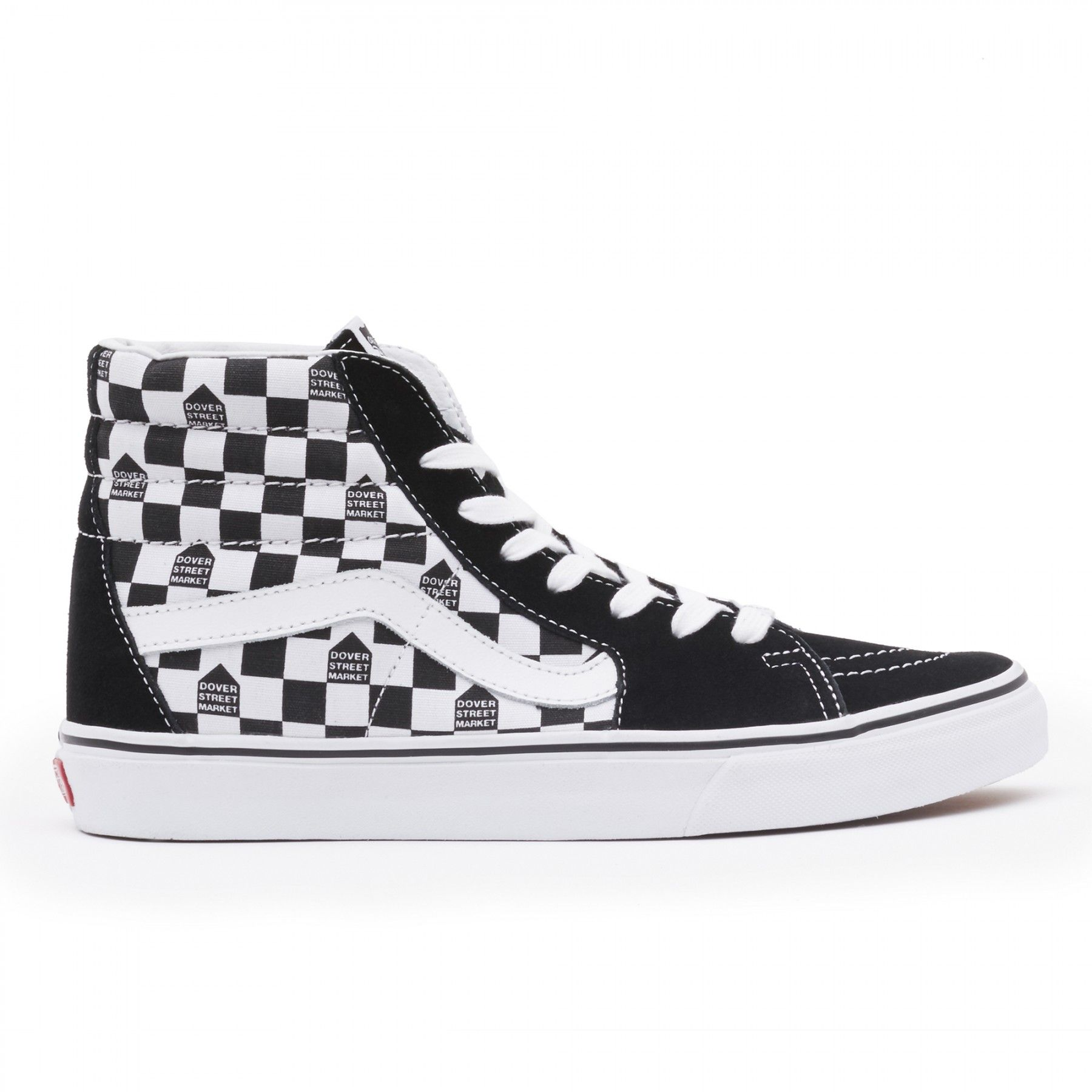 7480aa5bf54 Vans Vault DSM Special Skate Hi (Check)