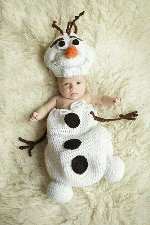 Olafito baby | tejiendo :) | Pinterest