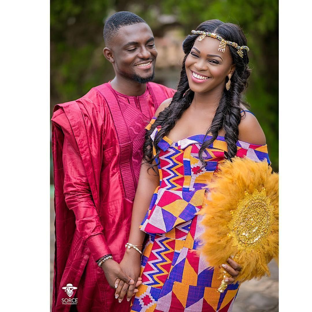 West african wedding african weddings pinterest africans