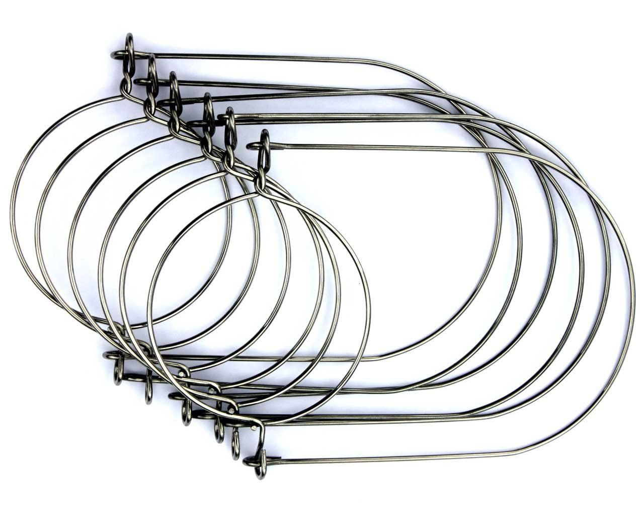 Amazon.com: Stainless Steel Wire Handles for Mason, Ball, Canning Jars (6 Pack, Regular Mouth): Kitchen & Dining