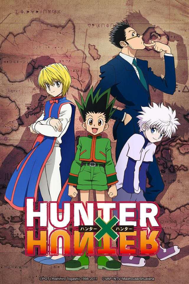Crunchyroll Hunter x Hunter Full episodes streaming