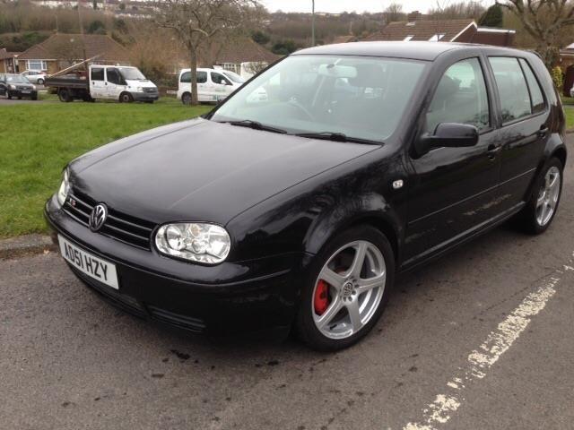 Used 2002 Volkswagen Golf Mk3 Mk4 V5 For Sale In East Sussex