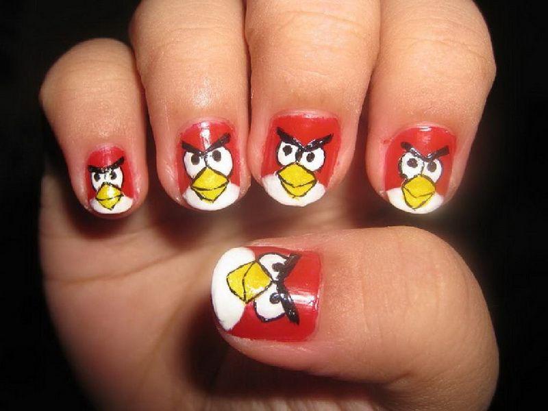 easy nail art designs for kids | allfashionweek | Nail Art ...