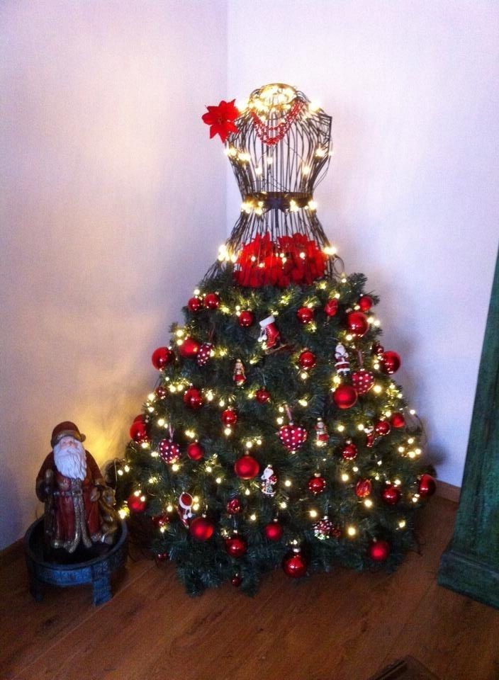 1000 Images About Dress Form Christmas Trees On Pinterest                                                                                                                                                                                 More