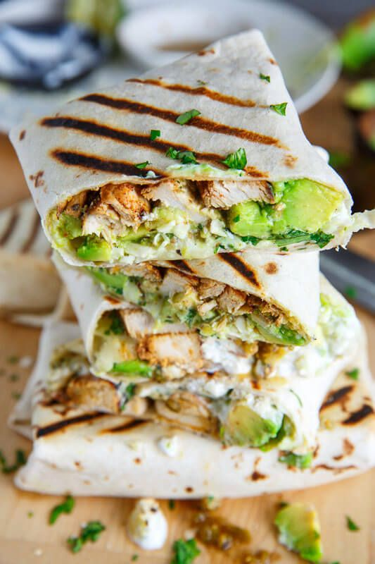 Healthy and Tasty Dinners With Avocados images