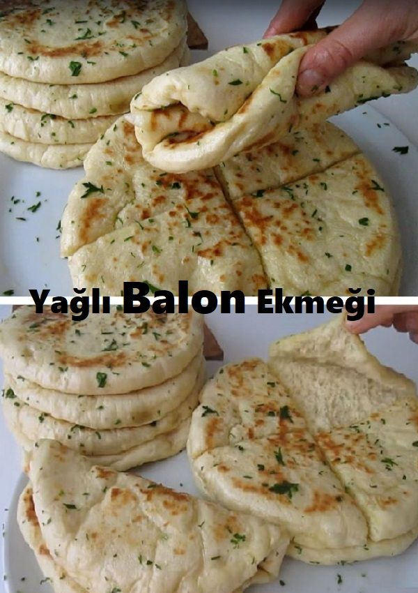 Yağlı Balon Ekmeği Değişik malzemeleri ve dayanılmaz tadı ile yağlı balon ekmeği tarifini bir kere yapın artık en gözde hamur işi tarifiniz olacak