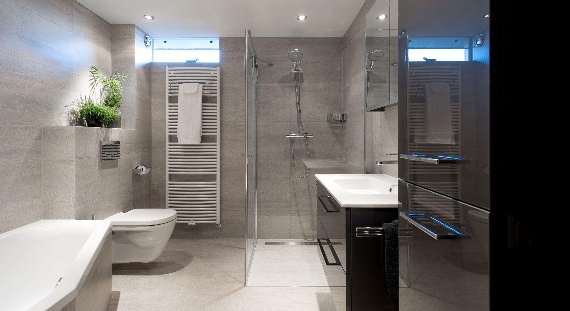 Strakke Badkamer Wanden : Weer een strakke badkamer van middelkoop culemborg hier de