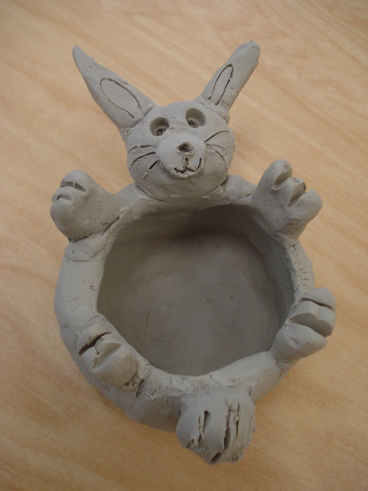 pinch pot animals | kids pottery project ideas | Clay ...