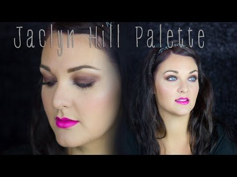 Jaclyn Hill Palette Series Part 2 - Deep Cocoa - YouTube
