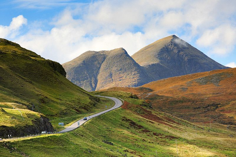 Copyright:  Robert Birkby Photography  These photographs capture the grandeur of this magnificent land.   Scotland Landscapes