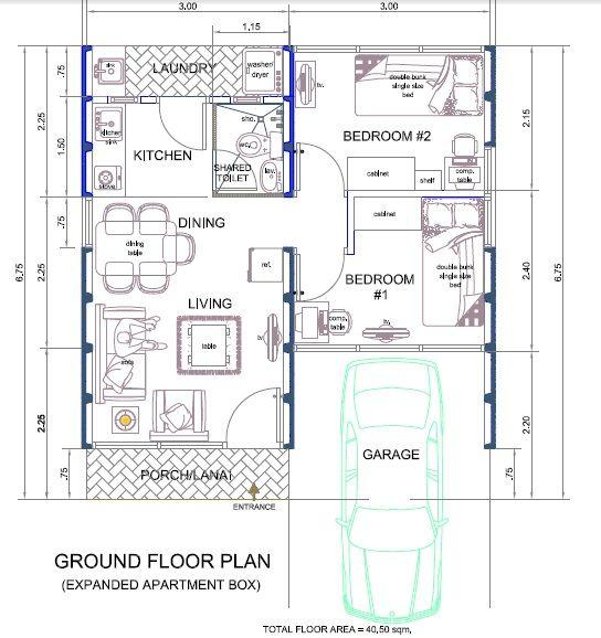 7317f2f1fdd7bc7305075e0901780dfa small house floor plans philippines planos pinterest philippines,Small House Floor Plan Philippines